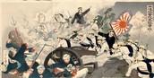 1894  - 1895 Sino Japanese War