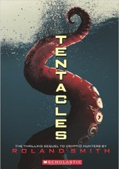 1. Tentacles by Roland Smith