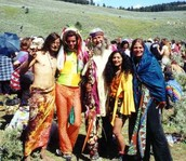 Hippies and clothing