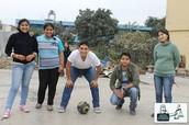 "Proyecto ""Jóvenes Madres"""
