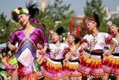 Traditional Taiwan Dance