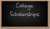 CSISD - AMCHS Scholarships Portal