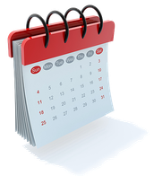 Calendario del corso