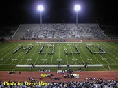 The Permian Panthers have a strong support system with the community.