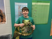 Justin - French Horn