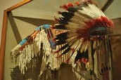 nez perce make wonderful headdresses