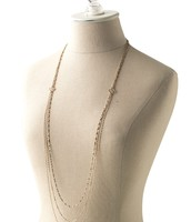 Libby Layering Necklace in gold