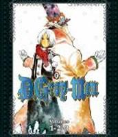 D. Gray-man by Katsura Hoshino