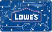 Lowe's $250