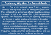WSISD 2nd Grade Writing Expectation