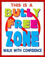 We are a Bully Free Zone!