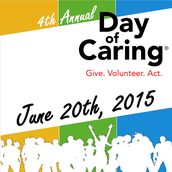 Day of Caring Agenda -  June 20th, 2015