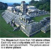 mayas advancemets