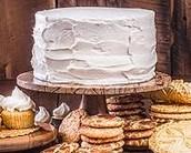 White Chocolate Baking Mix
