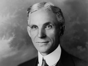 Henry Ford is Revving Up