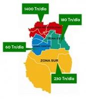 ¿Sabías que se generan 1870 toneladas de residuos al día en Mendoza?