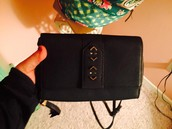 $40.00 NOLITA MEDIUM CROSSBODY - BLACK