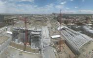 Union Station Construction Underway
