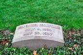 Rockefeller Grave