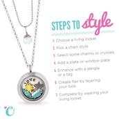 Beautiful custom jewelry that you design.