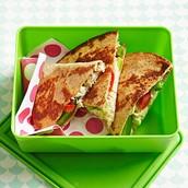 Turkey & Cheese Quesadilla (Parents.com)