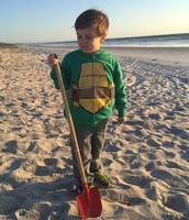 A Boy & His Shovel