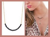 After Midnight Necklace