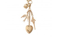 Wonderland Charm Necklace (long), $158