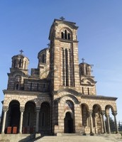 Esglèsia de Sant Marcos de Belgrado (Sèrbia)