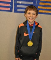 CWES - Keegan Klauss- heading to the State Science Fair - Congrats!