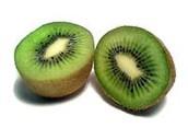 6 Kiwi  (sour)