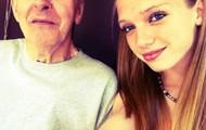 Me and my Grandpa.