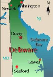 The start of Delaware