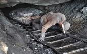 Coal pull