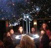 Planetarium Fun!