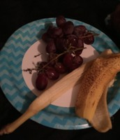 Grapes and Banana's