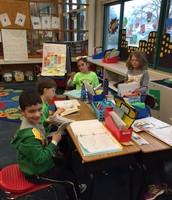 Mrs. Bodle's Second Grade Class