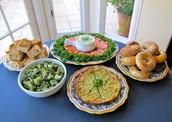 some food from yom kippur