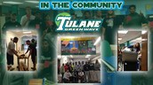 Repairing New Orleans with Tulane University