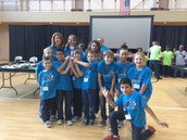 RoboSTEM TAKES 1st PLACE IN PROJECT AWARD!