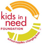 KINF ayude a darle utiles escolares a ninos quienes vienen de familias que luchan con la pobreza extrema
