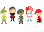 Story Character Parade is Coming in March!
