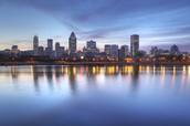 Quel sont la ville les plus grande?