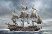 History of the Flying Dutchman