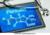 La formule de la pénicilline