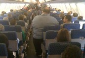 Obese people take up two seats, so they should pay for two seats.