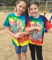 Ashley and Caitlin