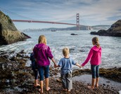 10 adventures to pursue in San Francisco's Golden Gate National Recreation Area