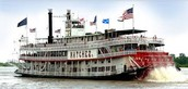 the history of the steamboat