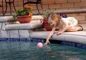 Why is Water a hazard for children